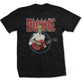 DAVID BOWIE Acoustic Bootleg, Tシャツ<img class='new_mark_img2' src='https://img.shop-pro.jp/img/new/icons5.gif' style='border:none;display:inline;margin:0px;padding:0px;width:auto;' />