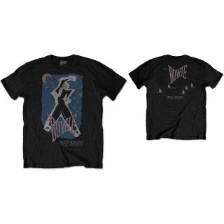 DAVID BOWIE 83' Tour, Tシャツ<img class='new_mark_img2' src='https://img.shop-pro.jp/img/new/icons5.gif' style='border:none;display:inline;margin:0px;padding:0px;width:auto;' />