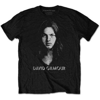 DAVID GILMOUR Half-tone Face, Tシャツ<img class='new_mark_img2' src='https://img.shop-pro.jp/img/new/icons5.gif' style='border:none;display:inline;margin:0px;padding:0px;width:auto;' />