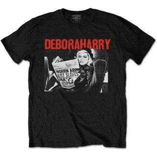DEBORAH HARRY Women Are Just Slaves, Tシャツ<img class='new_mark_img2' src='https://img.shop-pro.jp/img/new/icons5.gif' style='border:none;display:inline;margin:0px;padding:0px;width:auto;' />