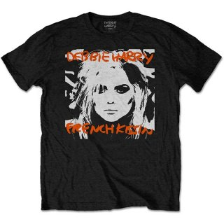 DEBORAH HARRY French Kissin', Tシャツ<img class='new_mark_img2' src='https://img.shop-pro.jp/img/new/icons5.gif' style='border:none;display:inline;margin:0px;padding:0px;width:auto;' />