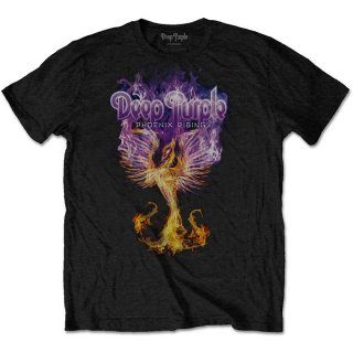 DEEP PURPLE Phoenix Rising, Tシャツ<img class='new_mark_img2' src='https://img.shop-pro.jp/img/new/icons5.gif' style='border:none;display:inline;margin:0px;padding:0px;width:auto;' />