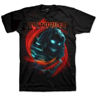 DISTURBED Dna Swirl, Tシャツ<img class='new_mark_img2' src='https://img.shop-pro.jp/img/new/icons5.gif' style='border:none;display:inline;margin:0px;padding:0px;width:auto;' />