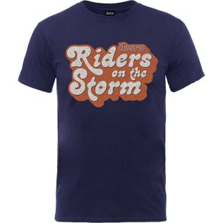 THE DOORS Riders On The Storm Logo, Tシャツ<img class='new_mark_img2' src='https://img.shop-pro.jp/img/new/icons5.gif' style='border:none;display:inline;margin:0px;padding:0px;width:auto;' />