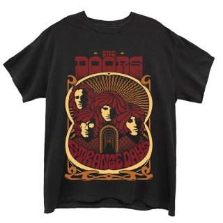 THE DOORS Strange Days Vintage Poster, Tシャツ<img class='new_mark_img2' src='https://img.shop-pro.jp/img/new/icons5.gif' style='border:none;display:inline;margin:0px;padding:0px;width:auto;' />