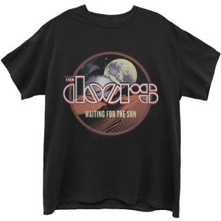 THE DOORS Waiting For The Sun Blk, Tシャツ<img class='new_mark_img2' src='https://img.shop-pro.jp/img/new/icons5.gif' style='border:none;display:inline;margin:0px;padding:0px;width:auto;' />