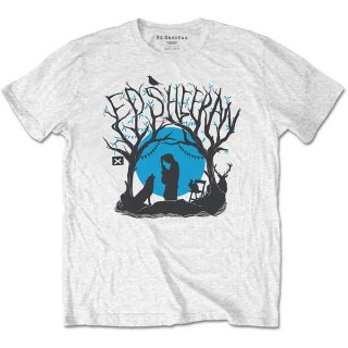 ED SHEERAN Woodland Gig, Tシャツ<img class='new_mark_img2' src='https://img.shop-pro.jp/img/new/icons5.gif' style='border:none;display:inline;margin:0px;padding:0px;width:auto;' />