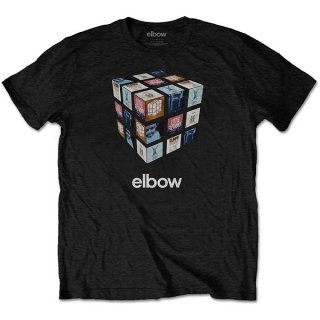 ELBOW Best of Blk, Tシャツ<img class='new_mark_img2' src='https://img.shop-pro.jp/img/new/icons5.gif' style='border:none;display:inline;margin:0px;padding:0px;width:auto;' />