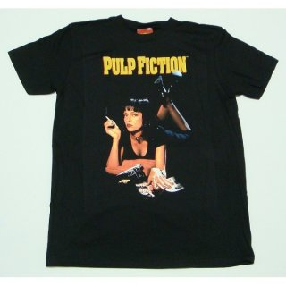 PULP FICTION Classic Poster, Tシャツ