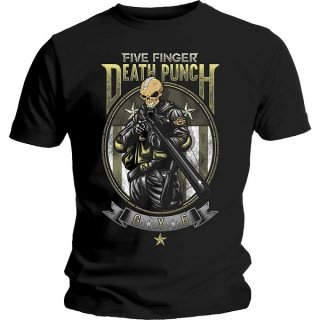 FIVE FINGER DEATH PUNCH Sniper, Tシャツ<img class='new_mark_img2' src='https://img.shop-pro.jp/img/new/icons5.gif' style='border:none;display:inline;margin:0px;padding:0px;width:auto;' />