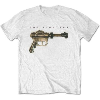 FOO FIGHTERS Ray Gun, Tシャツ<img class='new_mark_img2' src='https://img.shop-pro.jp/img/new/icons5.gif' style='border:none;display:inline;margin:0px;padding:0px;width:auto;' />