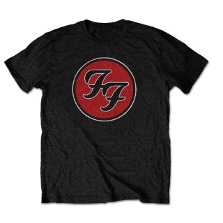 FOO FIGHTERS Ff Logo, Tシャツ<img class='new_mark_img2' src='https://img.shop-pro.jp/img/new/icons5.gif' style='border:none;display:inline;margin:0px;padding:0px;width:auto;' />