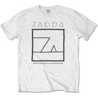 FRANK ZAPPA Drowning Witch Wht, Tシャツ<img class='new_mark_img2' src='https://img.shop-pro.jp/img/new/icons5.gif' style='border:none;display:inline;margin:0px;padding:0px;width:auto;' />