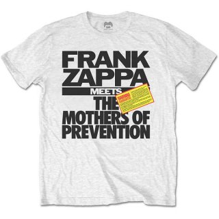 FRANK ZAPPA The Mothers of Prevention, Tシャツ<img class='new_mark_img2' src='https://img.shop-pro.jp/img/new/icons5.gif' style='border:none;display:inline;margin:0px;padding:0px;width:auto;' />