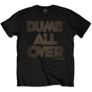 FRANK ZAPPA Dumb All Over Blk, Tシャツ<img class='new_mark_img2' src='https://img.shop-pro.jp/img/new/icons5.gif' style='border:none;display:inline;margin:0px;padding:0px;width:auto;' />
