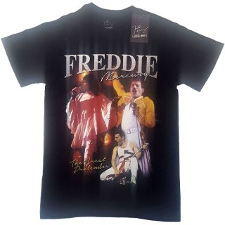 FREDDIE MERCURY Great Pretender Homage, Tシャツ<img class='new_mark_img2' src='https://img.shop-pro.jp/img/new/icons5.gif' style='border:none;display:inline;margin:0px;padding:0px;width:auto;' />
