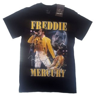 FREDDIE MERCURY Live Homage, Tシャツ<img class='new_mark_img2' src='https://img.shop-pro.jp/img/new/icons5.gif' style='border:none;display:inline;margin:0px;padding:0px;width:auto;' />