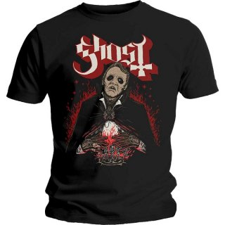 GHOST Danse Macabre, Tシャツ<img class='new_mark_img2' src='https://img.shop-pro.jp/img/new/icons5.gif' style='border:none;display:inline;margin:0px;padding:0px;width:auto;' />