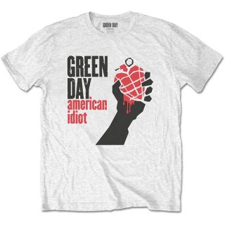 GREEN DAY American Idiot, Tシャツ<img class='new_mark_img2' src='https://img.shop-pro.jp/img/new/icons5.gif' style='border:none;display:inline;margin:0px;padding:0px;width:auto;' />