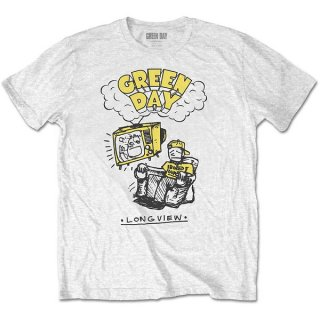 GREEN DAY Longview Doodle, Tシャツ<img class='new_mark_img2' src='https://img.shop-pro.jp/img/new/icons5.gif' style='border:none;display:inline;margin:0px;padding:0px;width:auto;' />