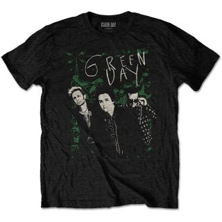 GREEN DAY Green Lean, Tシャツ<img class='new_mark_img2' src='https://img.shop-pro.jp/img/new/icons5.gif' style='border:none;display:inline;margin:0px;padding:0px;width:auto;' />