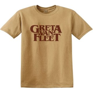 GRETA VAN FLEET Logo, Tシャツ<img class='new_mark_img2' src='https://img.shop-pro.jp/img/new/icons5.gif' style='border:none;display:inline;margin:0px;padding:0px;width:auto;' />