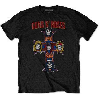 GUNS N' ROSES Vintage Cross, Tシャツ<img class='new_mark_img2' src='https://img.shop-pro.jp/img/new/icons5.gif' style='border:none;display:inline;margin:0px;padding:0px;width:auto;' />