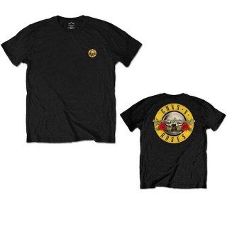GUNS N' ROSES Classic Logo Blk, Tシャツ<img class='new_mark_img2' src='https://img.shop-pro.jp/img/new/icons5.gif' style='border:none;display:inline;margin:0px;padding:0px;width:auto;' />