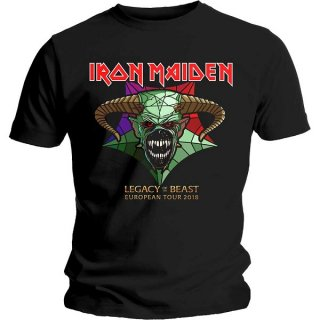 IRON MAIDEN Legacy of the Beast Tour, Tシャツ<img class='new_mark_img2' src='https://img.shop-pro.jp/img/new/icons5.gif' style='border:none;display:inline;margin:0px;padding:0px;width:auto;' />