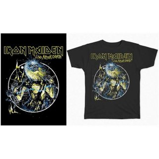 IRON MAIDEN Live After Death, Tシャツ<img class='new_mark_img2' src='https://img.shop-pro.jp/img/new/icons5.gif' style='border:none;display:inline;margin:0px;padding:0px;width:auto;' />