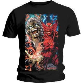IRON MAIDEN Duality, Tシャツ<img class='new_mark_img2' src='https://img.shop-pro.jp/img/new/icons5.gif' style='border:none;display:inline;margin:0px;padding:0px;width:auto;' />