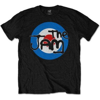 THE JAM Spray Target Logo, Tシャツ<img class='new_mark_img2' src='https://img.shop-pro.jp/img/new/icons5.gif' style='border:none;display:inline;margin:0px;padding:0px;width:auto;' />