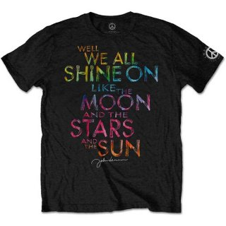 JOHN LENNON Shine On, Tシャツ<img class='new_mark_img2' src='https://img.shop-pro.jp/img/new/icons5.gif' style='border:none;display:inline;margin:0px;padding:0px;width:auto;' />