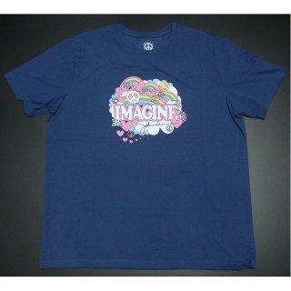 JOHN LENNON Rainbows, Love & Peace, Tシャツ<img class='new_mark_img2' src='https://img.shop-pro.jp/img/new/icons5.gif' style='border:none;display:inline;margin:0px;padding:0px;width:auto;' />