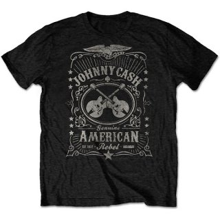 JOHNNY CASH American Rebel 2, Tシャツ<img class='new_mark_img2' src='https://img.shop-pro.jp/img/new/icons5.gif' style='border:none;display:inline;margin:0px;padding:0px;width:auto;' />