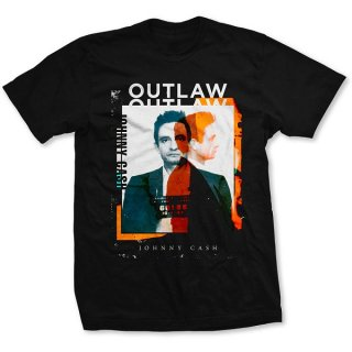 JOHNNY CASH Outlaw Photo, Tシャツ<img class='new_mark_img2' src='https://img.shop-pro.jp/img/new/icons5.gif' style='border:none;display:inline;margin:0px;padding:0px;width:auto;' />