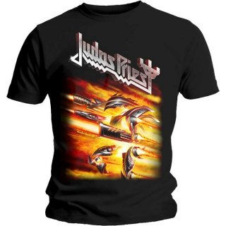 JUDAS PRIEST Firepower, Tシャツ<img class='new_mark_img2' src='https://img.shop-pro.jp/img/new/icons5.gif' style='border:none;display:inline;margin:0px;padding:0px;width:auto;' />