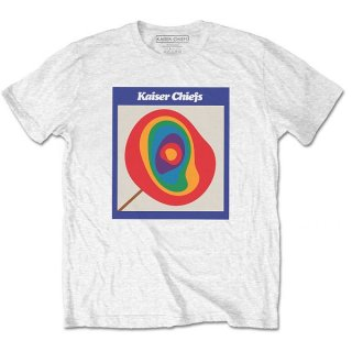 KAISER CHIEFS Lollipop, Tシャツ<img class='new_mark_img2' src='https://img.shop-pro.jp/img/new/icons5.gif' style='border:none;display:inline;margin:0px;padding:0px;width:auto;' />