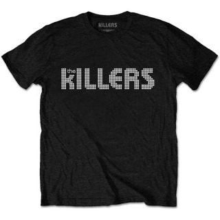 THE KILLERS Dots Logo, Tシャツ<img class='new_mark_img2' src='https://img.shop-pro.jp/img/new/icons5.gif' style='border:none;display:inline;margin:0px;padding:0px;width:auto;' />