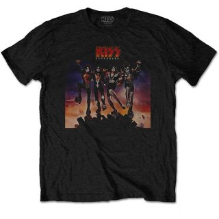 KISS Destroyer, Tシャツ<img class='new_mark_img2' src='https://img.shop-pro.jp/img/new/icons5.gif' style='border:none;display:inline;margin:0px;padding:0px;width:auto;' />