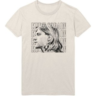 KURT COBAIN Contrast Profile, Tシャツ<img class='new_mark_img2' src='https://img.shop-pro.jp/img/new/icons5.gif' style='border:none;display:inline;margin:0px;padding:0px;width:auto;' />