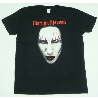 MARILYN MANSON Red Lips, Tシャツ<img class='new_mark_img2' src='https://img.shop-pro.jp/img/new/icons5.gif' style='border:none;display:inline;margin:0px;padding:0px;width:auto;' />