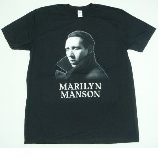 MARILYN MANSON Noir Face, Tシャツ<img class='new_mark_img2' src='https://img.shop-pro.jp/img/new/icons5.gif' style='border:none;display:inline;margin:0px;padding:0px;width:auto;' />