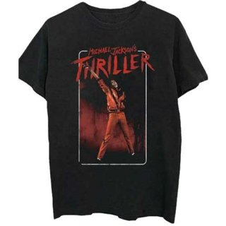 MICHAEL JACKSON Thriller White Red Suit, Tシャツ<img class='new_mark_img2' src='https://img.shop-pro.jp/img/new/icons5.gif' style='border:none;display:inline;margin:0px;padding:0px;width:auto;' />
