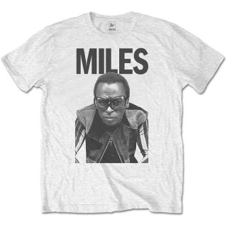 MILES DAVIS Miles, Tシャツ<img class='new_mark_img2' src='https://img.shop-pro.jp/img/new/icons5.gif' style='border:none;display:inline;margin:0px;padding:0px;width:auto;' />