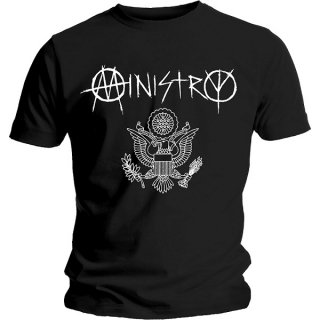 MINISTRY Great Seal, Tシャツ<img class='new_mark_img2' src='https://img.shop-pro.jp/img/new/icons5.gif' style='border:none;display:inline;margin:0px;padding:0px;width:auto;' />