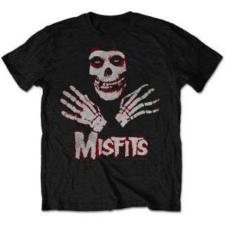 MISFITS Hands, Tシャツ<img class='new_mark_img2' src='https://img.shop-pro.jp/img/new/icons5.gif' style='border:none;display:inline;margin:0px;padding:0px;width:auto;' />