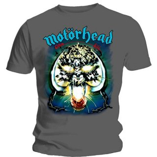 MOTORHEAD Overkill, Tシャツ<img class='new_mark_img2' src='https://img.shop-pro.jp/img/new/icons5.gif' style='border:none;display:inline;margin:0px;padding:0px;width:auto;' />