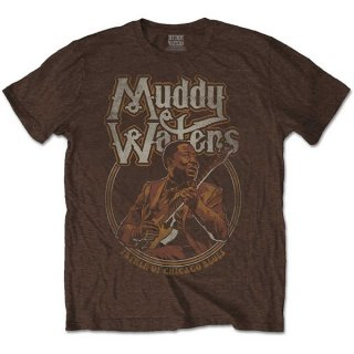 MUDDY WATERS Father of Chicago Blues, Tシャツ<img class='new_mark_img2' src='https://img.shop-pro.jp/img/new/icons5.gif' style='border:none;display:inline;margin:0px;padding:0px;width:auto;' />