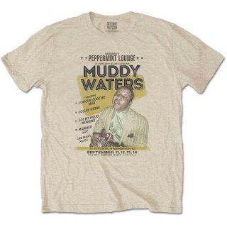 MUDDY WATERS Peppermint Lounge, Tシャツ<img class='new_mark_img2' src='https://img.shop-pro.jp/img/new/icons5.gif' style='border:none;display:inline;margin:0px;padding:0px;width:auto;' />